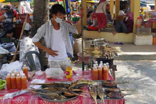 kep-crab-market