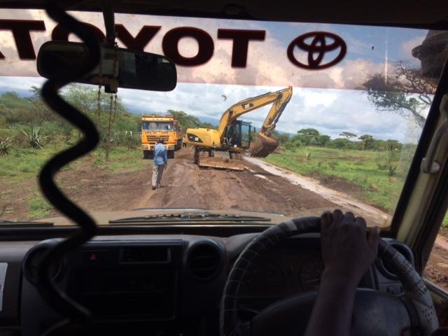 Route tsavo amboseli 3