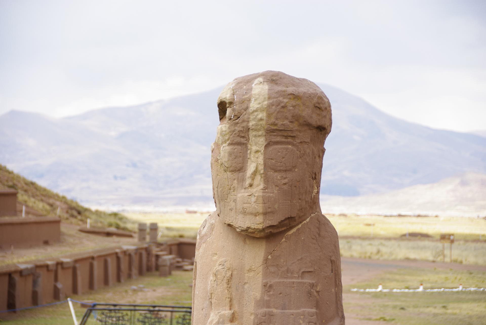 Tiwanaku 8