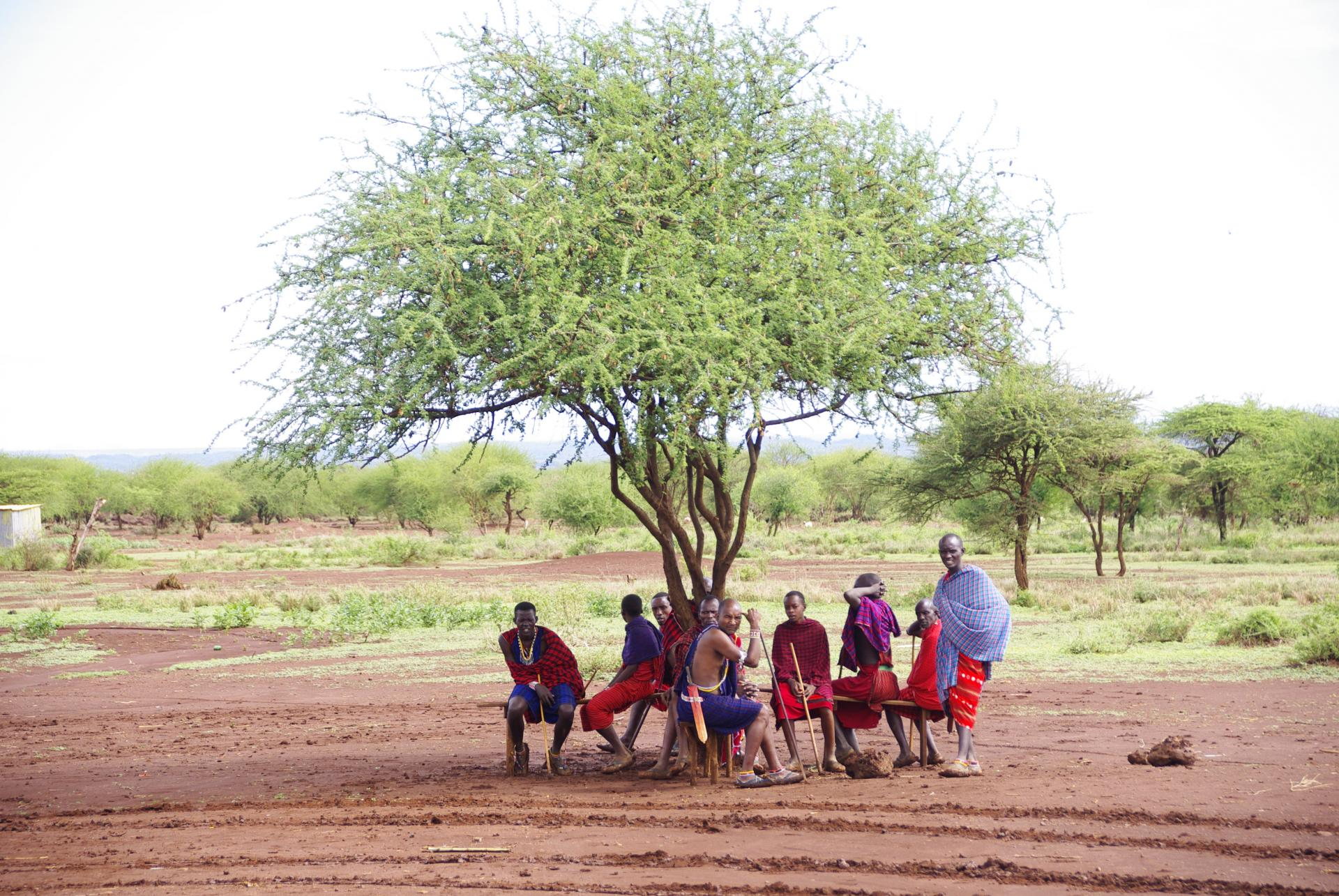 Village masai 2 1