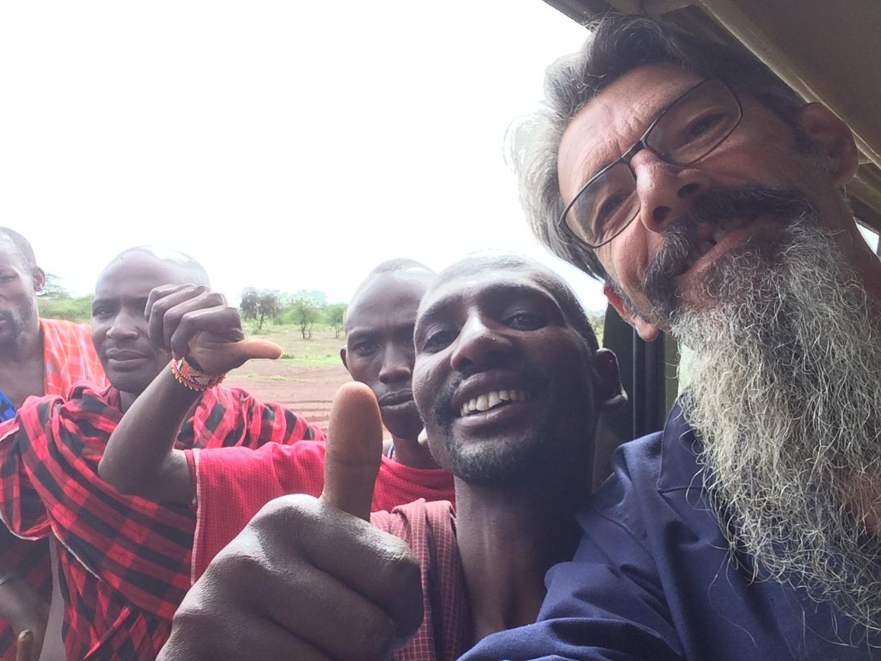 Village masai 4